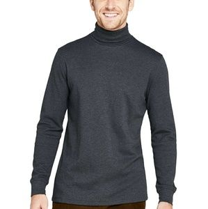Woolrich cotton long sleeved turtleneck size Large